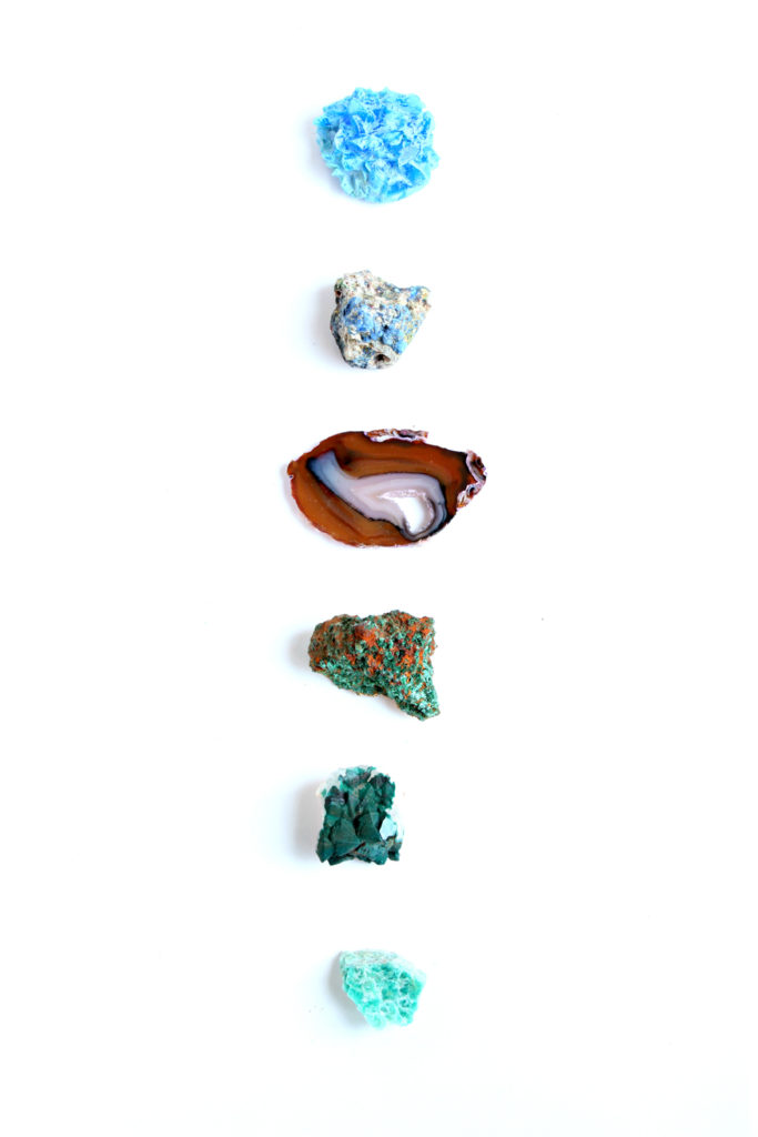 179 minerales