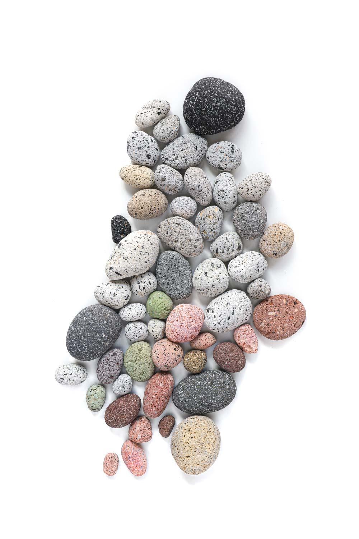 1355 piedras